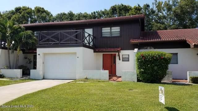 255 S Tropical Trl #2, Merritt Island, FL 32952 (MLS #894848) :: Engel & Voelkers Melbourne Central