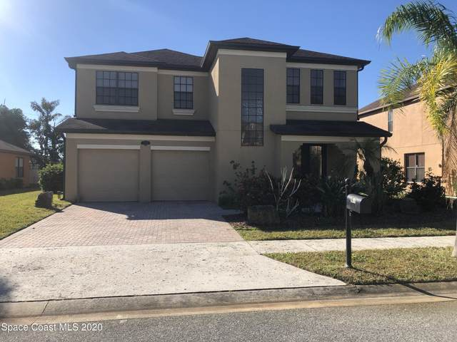 1200 Talon Way, Melbourne, FL 32934 (MLS #894851) :: Blue Marlin Real Estate