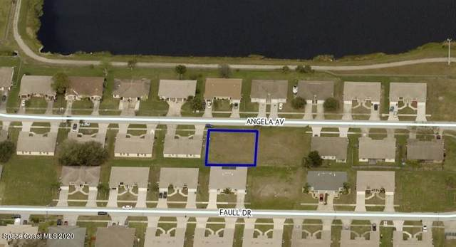 821 Angela Avenue, Rockledge, FL 32955 (MLS #894867) :: Premium Properties Real Estate Services