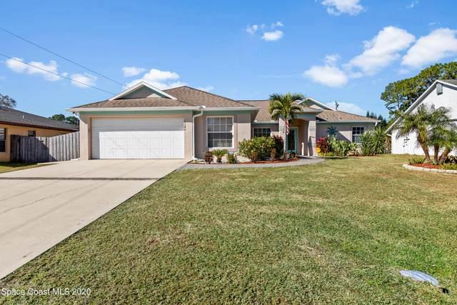1340 Athens Drive NE #21, Palm Bay, FL 32907 (MLS #894872) :: Engel & Voelkers Melbourne Central