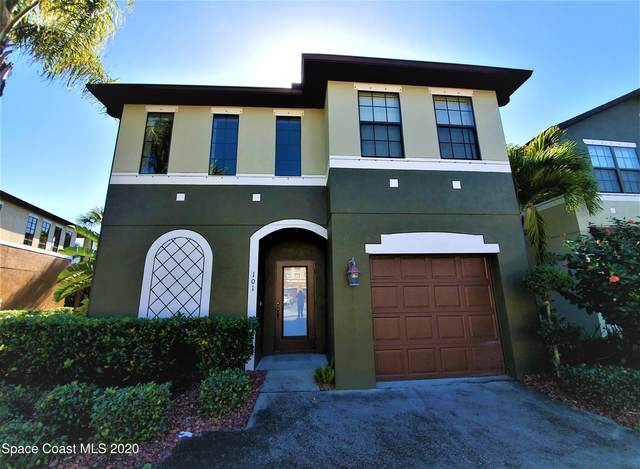 1345 Lara Circle #101, Rockledge, FL 32955 (MLS #894879) :: Premium Properties Real Estate Services