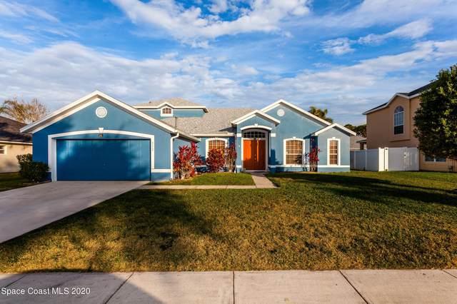 312 Barrymore Drive, Rockledge, FL 32955 (MLS #894888) :: Premium Properties Real Estate Services