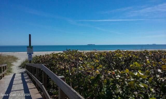 504 Fillmore Avenue #12, Cape Canaveral, FL 32920 (MLS #894896) :: Premium Properties Real Estate Services