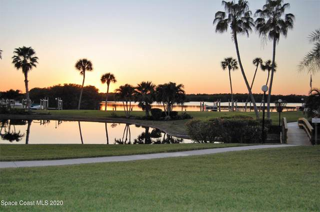 760 S Brevard Avenue #112, Cocoa Beach, FL 32931 (MLS #894920) :: Premium Properties Real Estate Services