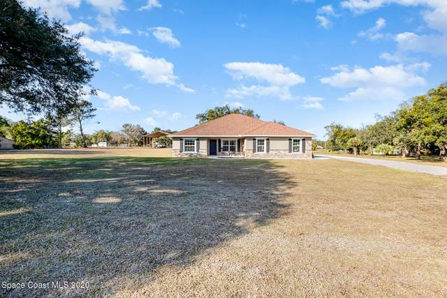 3620 Orlando Avenue, Mims, FL 32754 (MLS #894921) :: Blue Marlin Real Estate