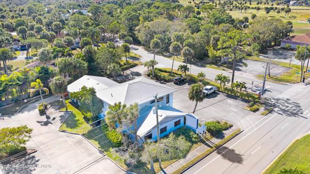 125 W New Haven Avenue, Melbourne, FL 32901 (MLS #894925) :: Premium Properties Real Estate Services