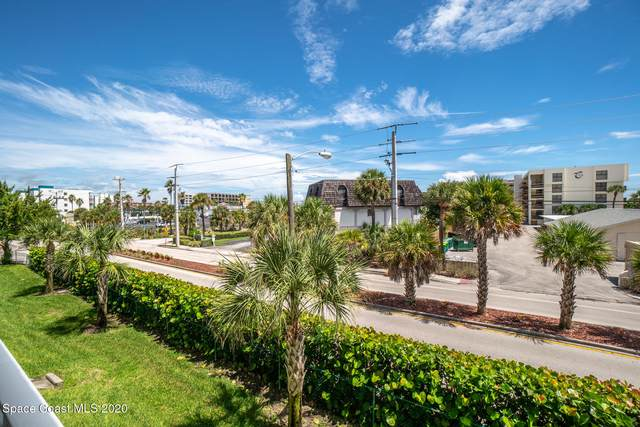 125 Pulsipher Avenue #202, Cocoa Beach, FL 32931 (MLS #894951) :: Premium Properties Real Estate Services