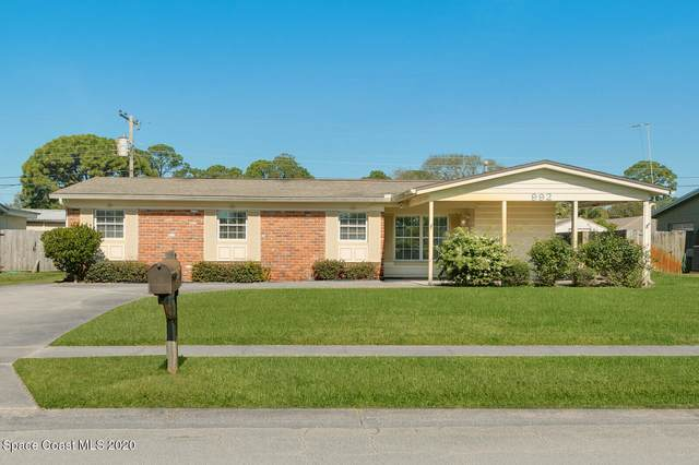992 Beacon Road, Rockledge, FL 32955 (MLS #894959) :: Premium Properties Real Estate Services