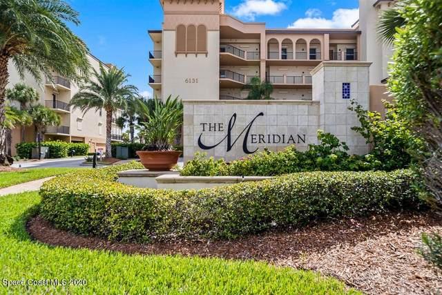 6191 Messina Lane #204, Cocoa Beach, FL 32931 (MLS #894963) :: Premium Properties Real Estate Services