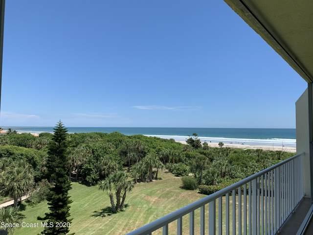 8700 Ridgewood Avenue Ph2b, Cape Canaveral, FL 32920 (MLS #894968) :: Premium Properties Real Estate Services