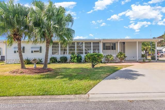409 Kumquat Drive, Barefoot Bay, FL 32976 (MLS #894980) :: Premium Properties Real Estate Services