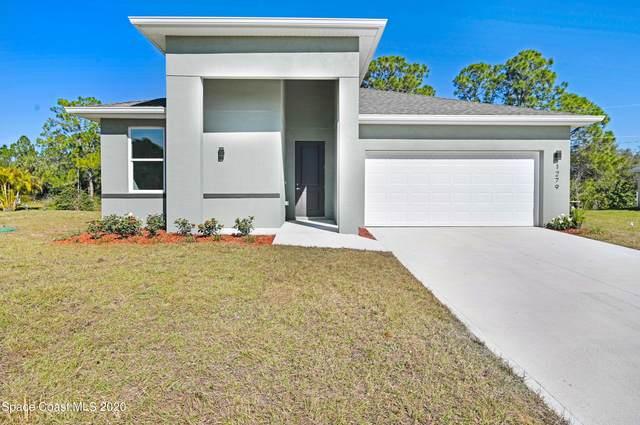 580 Corbin Circle SW, Palm Bay, FL 32908 (MLS #894998) :: Engel & Voelkers Melbourne Central