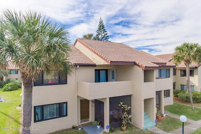 1145 N Shannon Avenue #40, Indialantic, FL 32903 (MLS #895020) :: Engel & Voelkers Melbourne Central