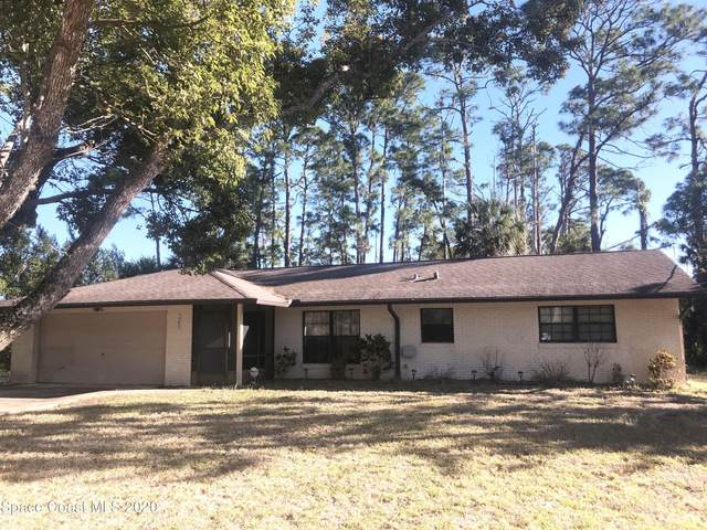 3627 Canal Road, Edgewater, FL 32141 (MLS #895032) :: Engel & Voelkers Melbourne Central