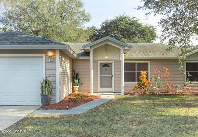 1106 Maverick Street NW, Palm Bay, FL 32907 (MLS #895065) :: Premier Home Experts