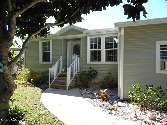 901 Cashew Circle, Barefoot Bay, FL 32976 (MLS #895117) :: Armel Real Estate