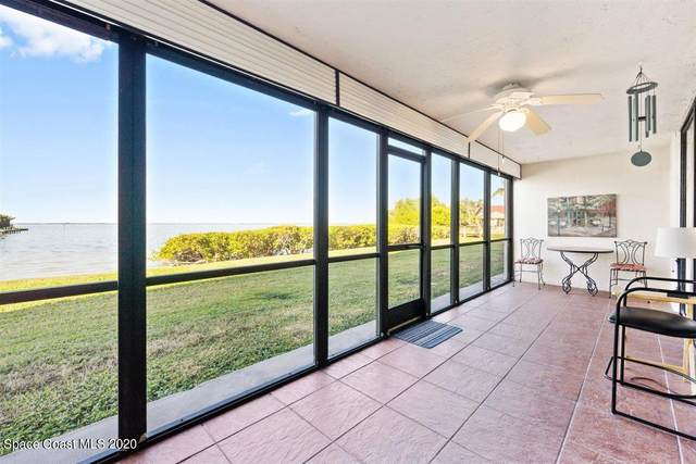 5801 N Banana River Boulevard #913, Cape Canaveral, FL 32920 (MLS #895120) :: Premium Properties Real Estate Services