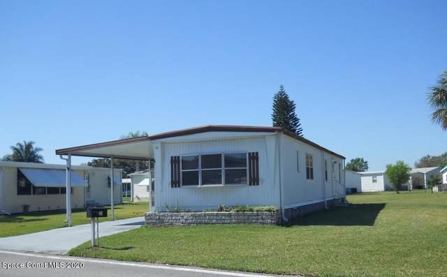 261 Holiday Park Boulevard NE, Palm Bay, FL 32907 (MLS #895127) :: Engel & Voelkers Melbourne Central