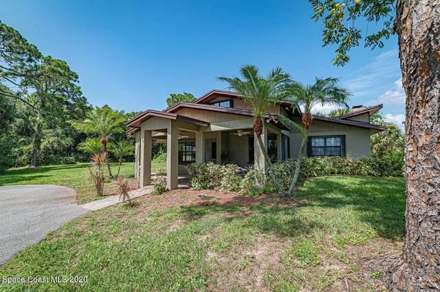 450 Little League Lane, Titusville, FL 32780 (MLS #895150) :: Dalton Wade Real Estate Group