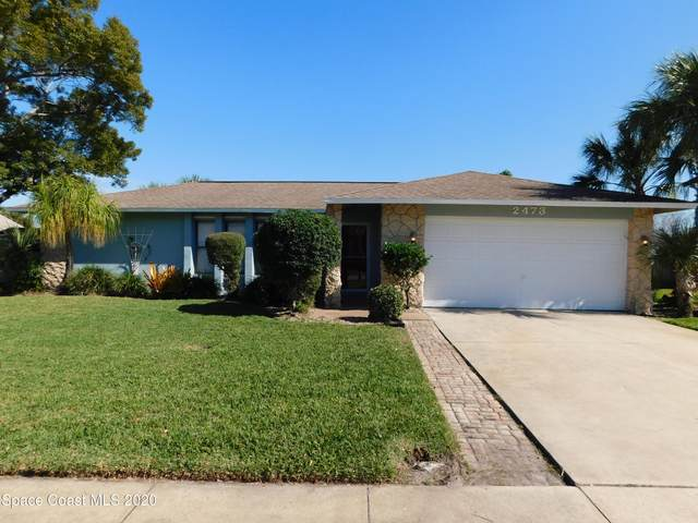 2473 Empire Avenue, Melbourne, FL 32934 (MLS #895163) :: Blue Marlin Real Estate