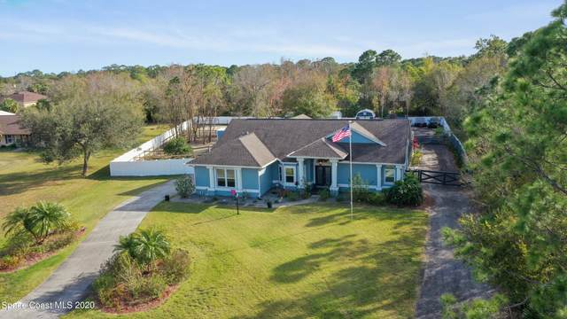 4925 Pinewood Place, Cocoa, FL 32926 (MLS #895166) :: Engel & Voelkers Melbourne Central