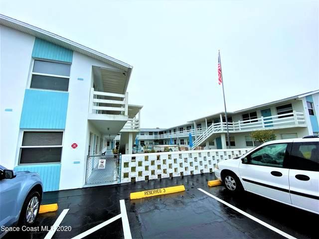 215 Circle Drive #11, Cape Canaveral, FL 32920 (MLS #895182) :: Premium Properties Real Estate Services
