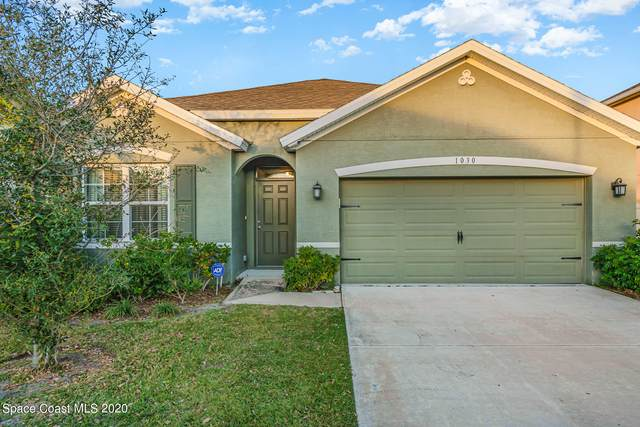 1030 Swiss Pointe Lane, Rockledge, FL 32955 (MLS #895219) :: Premium Properties Real Estate Services
