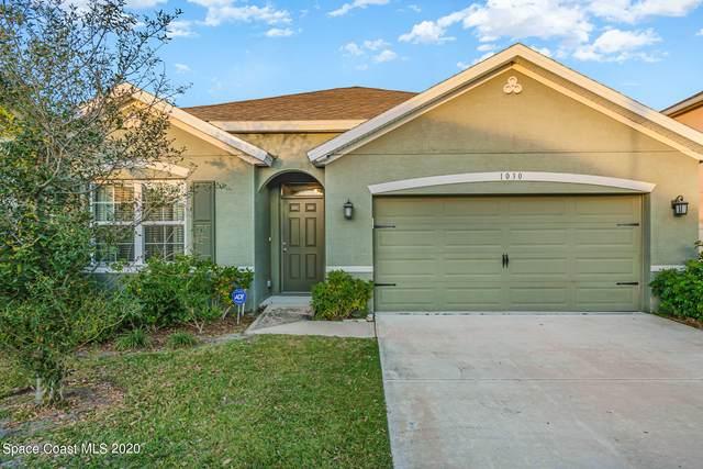 1030 Swiss Pointe Lane, Rockledge, FL 32955 (MLS #895219) :: Armel Real Estate