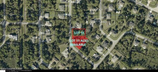 2241 Ramrod Lane SE, Palm Bay, FL 32909 (MLS #895221) :: Armel Real Estate