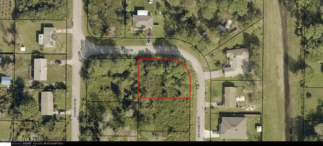 1302 Van Buren Avenue SE, Palm Bay, FL 32909 (MLS #895230) :: Armel Real Estate