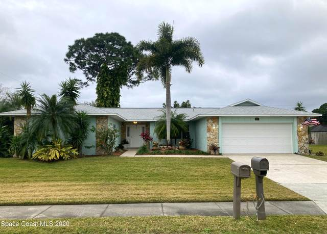 384 Pepper Street NE, Palm Bay, FL 32907 (MLS #895249) :: Engel & Voelkers Melbourne Central
