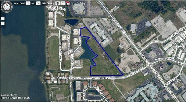 700 W West Central Boulevard, Cape Canaveral, FL 32920 (MLS #895281) :: Engel & Voelkers Melbourne Central