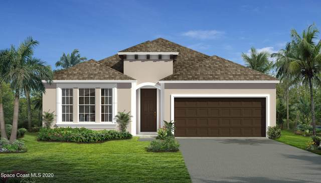 1116 Corbin Circle SW, Palm Bay, FL 32908 (MLS #895290) :: Keller Williams Realty Brevard