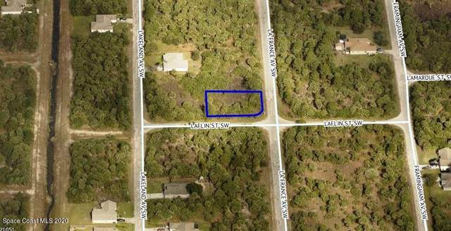 Corner Laflin St Sw & La France Av Sw, Palm Bay, FL 32908 (MLS #895324) :: Premium Properties Real Estate Services