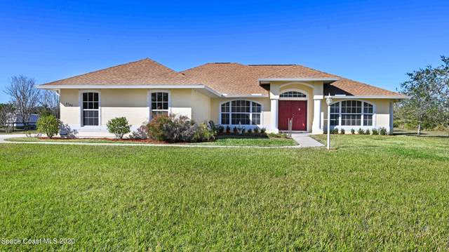 8540 Horseshoe Avenue, Palm Bay, FL 32909 (MLS #895331) :: Premium Properties Real Estate Services
