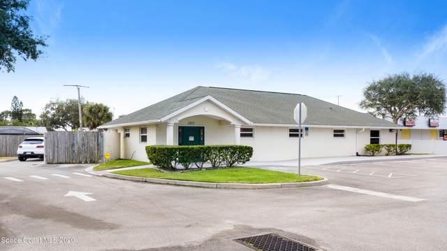 1571 Aurora Road, Melbourne, FL 32935 (MLS #895349) :: Engel & Voelkers Melbourne Central