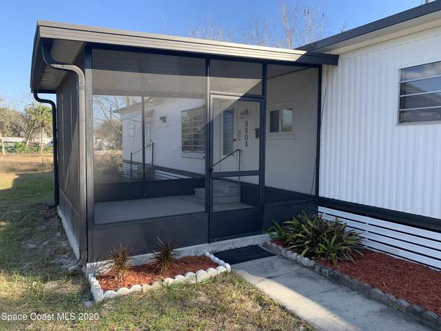 3503 Benson Court, Mims, FL 32754 (MLS #895360) :: Engel & Voelkers Melbourne Central