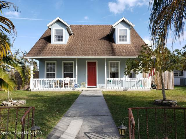 2303 Colonial Drive, Melbourne, FL 32901 (MLS #895422) :: New Home Partners