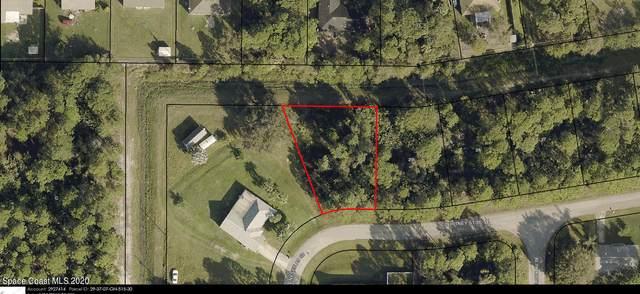 311 Courtney Street SE, Palm Bay, FL 32909 (MLS #895426) :: Dalton Wade Real Estate Group