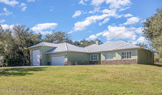 822 Myway Lane, Cocoa, FL 32926 (MLS #895446) :: Engel & Voelkers Melbourne Central