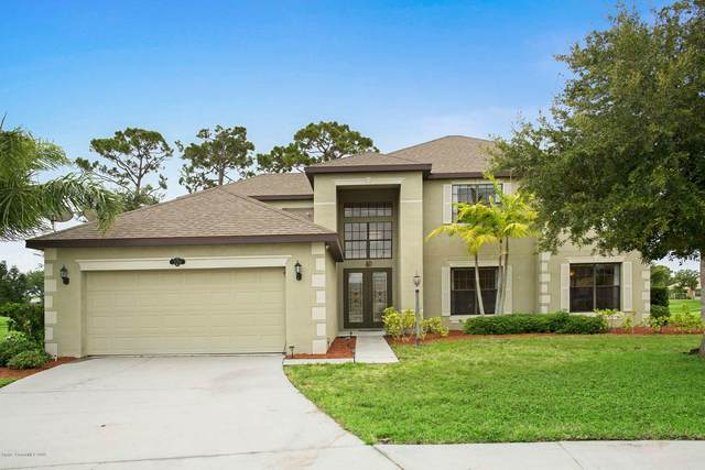 326 Lexie Court, Merritt Island, FL 32952 (MLS #895608) :: Premium Properties Real Estate Services