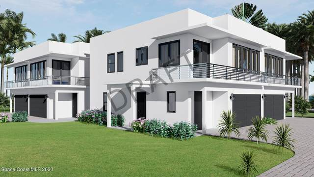 614 S Miramar Avenue, Indialantic, FL 32903 (MLS #895618) :: Premier Home Experts