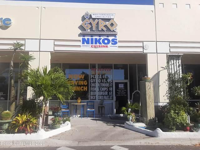 7777 N Wickham Road #20, Melbourne, FL 32940 (MLS #895718) :: Blue Marlin Real Estate