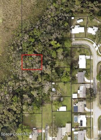 0 Stetson Circle W, Cocoa, FL 32922 (MLS #895814) :: Armel Real Estate