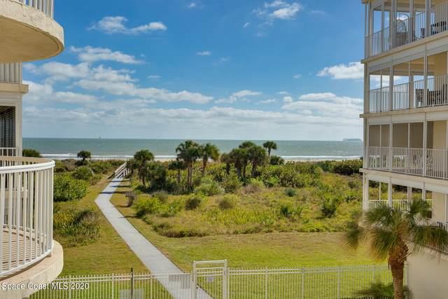 703 Solana Shores Drive #307, Cape Canaveral, FL 32920 (MLS #895833) :: Premium Properties Real Estate Services
