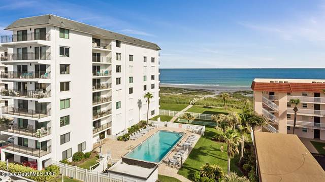 650 N Atlantic Avenue #111, Cocoa Beach, FL 32931 (MLS #895972) :: Premium Properties Real Estate Services