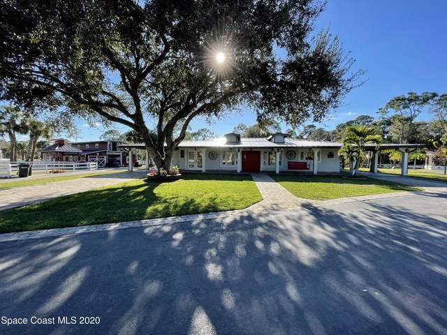 3000 Appaloosa Boulevard, Melbourne, FL 32934 (MLS #895981) :: Premium Properties Real Estate Services