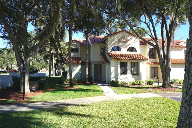 967 Country Club Drive #121, Titusville, FL 32780 (MLS #896039) :: Premium Properties Real Estate Services