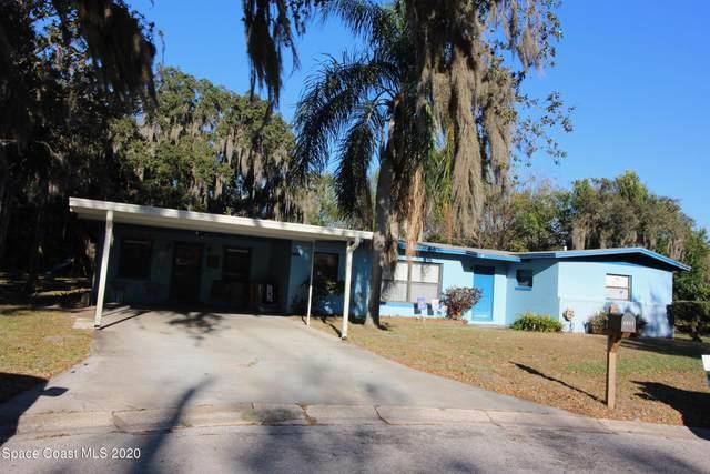 1600 Cardinal Court, Titusville, FL 32780 (MLS #896066) :: Blue Marlin Real Estate