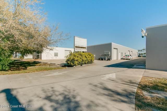 7275 Waelti Drive #1, Melbourne, FL 32940 (MLS #896316) :: Engel & Voelkers Melbourne Central